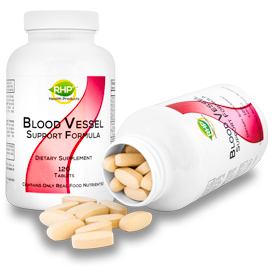 Blood Vessel Support Formula