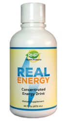 Real Energy Drink
